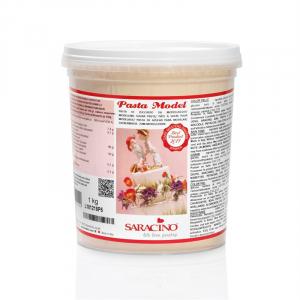 Saracino Modelling Paste (Pasta Model) - Skin Tone / Flesh (1kg)
