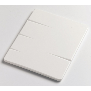 "Culpitt Veining Board - White (6"" x 5"")"