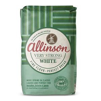 Allinson Very Strong White Flour (1.5kg)