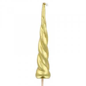 Culpitt Unicorn Horn Candle