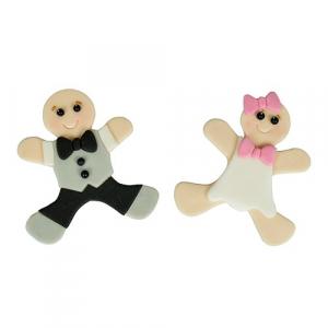 FMM Cutter - Gingerbread People Set
