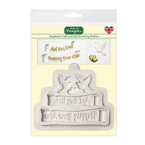 Katy Sue Designs Mould - Happily Ever After