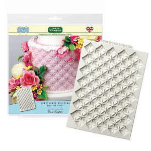 Katy Sue Designs Mould - Creative Cake System - Continuous Quilting Mat