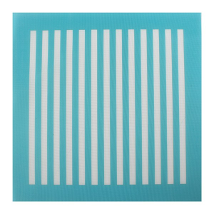 House of Cake Mesh Stencil - Vertical Lines