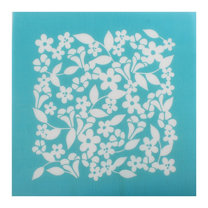 House of Cake Mesh Stencil - Floral
