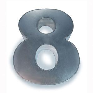 Eurotins Baking Tin - Number 8