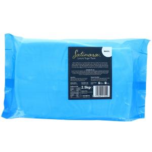 Satinara Luxury Sugar Paste - White (2.5kg)