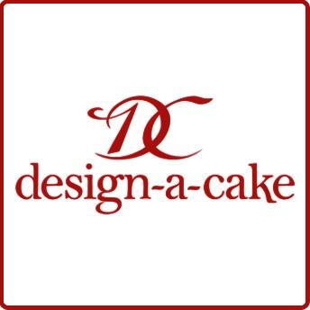 "Cake Box - Metallic Spot - 10"" x 05"" Deep (Pack of 20)"