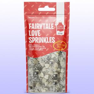 Cake Décor Stunning Sprinkles - Fairytale Love (50g)