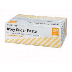 Bako Select Sugar Paste - Ivory (2 x 2.5kg)