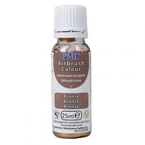 PME Airbrush Colour - Bronze (25ml)