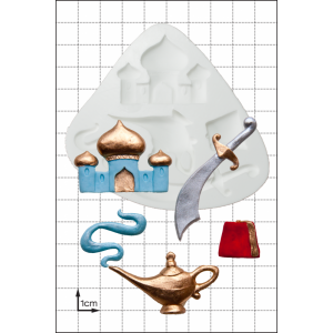 FPC Mould - Aladdin