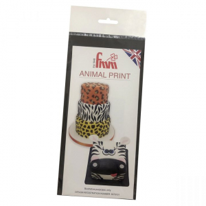FMM Cutter - Animal Print