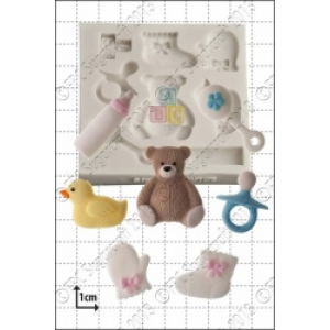 FPC Mould - Baby Shower