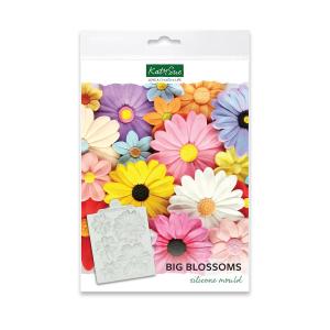 Katy Sue Designs Mould - Big Blossoms