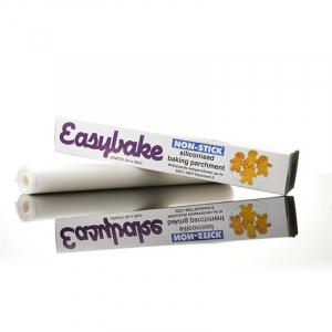 Easybake : Non-Stick Siliconised Baking Parchment Roll