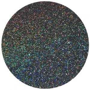 Design A Cake Ultra Fine Craft Glitter - Black Hologram (5g)