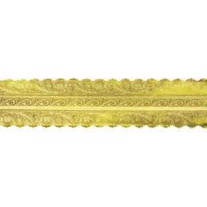 Culpitt Embossed Foil Banding - Gold - 51mm x 100m