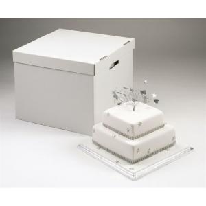"Stacked Cake Box - 18"" / 20"""