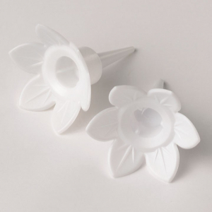 Culpitt Candle Holders - White (Box of 500)