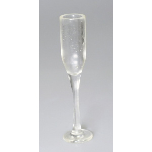 Culpitt Decoration - Champagne Flute - Clear (Pack of 50)