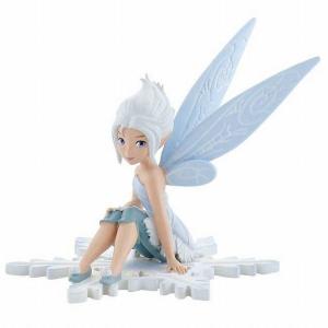 Disney Figure - Tinkerbell Winter Fairies - Periwinkle
