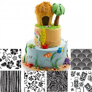 Autumn Carpenter Texture Sheet Set - Hawaiian