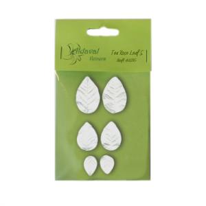 Aldaval Veiner - Rose Leaf Set - Tea - Small