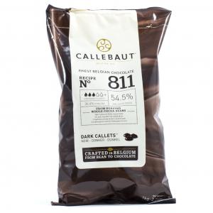 Callebaut Finest Belgian Chocolate - DARK (1kg)