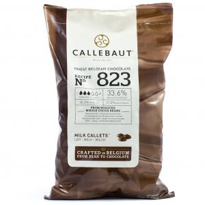 Callebaut Finest Belgian Chocolate - MILK (1kg)