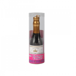 Culpitt Candle - Champagne / Bubbly Bottle