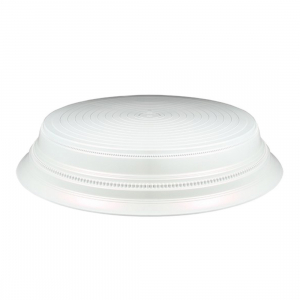 """Napier Cake Base Stand - Round - Pearl - 14"""""""
