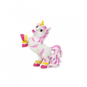 Elgate Decoration - Pink Unicorn - Front Kicking