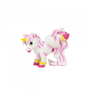 Elgate Decoration - Pink Unicorn - Rear Kicking