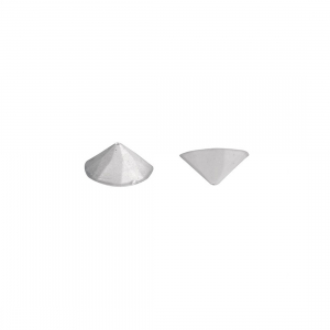 House of Cake Edible Diamond Studs - Silver (Pack of 20)
