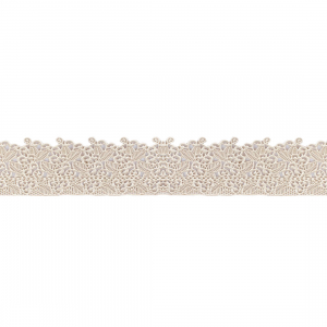 House of Cake Edible Cake Lace Decoration - Floral