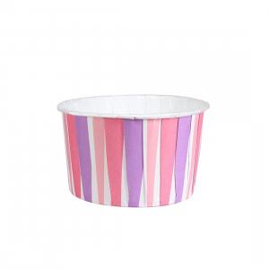 Culpitt Baking Cups - Stripe - Pink (Pack of 24)