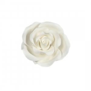 Culpitt SugarSoft Roses - White - 38mm (Box of 20)