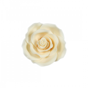 Culpitt SugarSoft Roses - Ivory - 38mm (Box of 20)