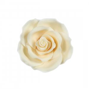 Culpitt SugarSoft Roses - Ivory - 50mm (Box of 10)