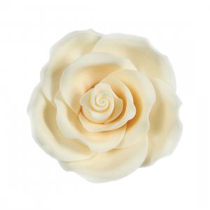 Culpitt SugarSoft Roses - Ivory - 63mm (Box of 8)