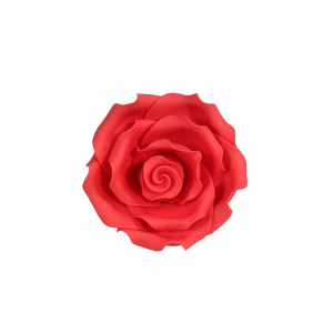 Culpitt SugarSoft Roses - Strawberry Red - 50mm (Box of 10)
