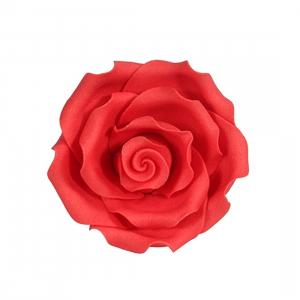 Culpitt SugarSoft Roses - Strawberry Red - 63mm (Box of 8)