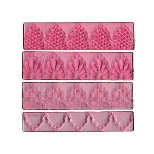 FMM Textured Lace Design & Cutter - Set 1