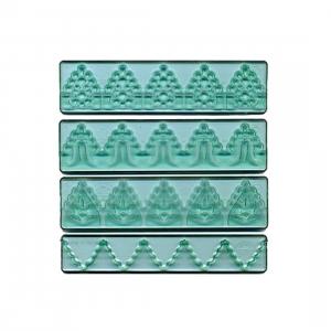FMM Textured Lace Design & Cutter - Set 3