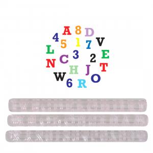 FMM Cutter Set - Alphabet Upper Case & Number