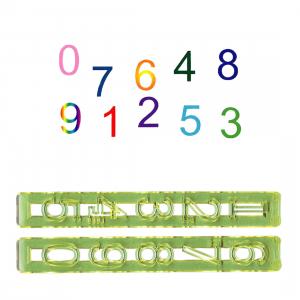 FMM Cutter Set - Large Number
