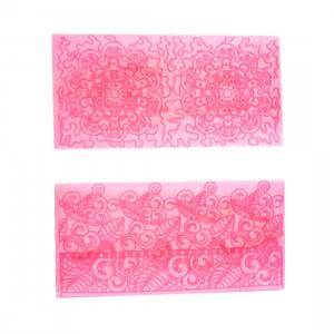 FMM Impression Mat - Filigree Lace