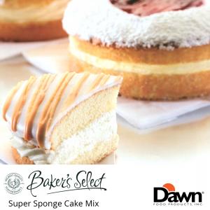 Dawn Foods Cake Mix - Super Sponge (12.5kg)
