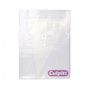 Culpitt Parchment Piping Bags - Large (Pack of 5)
